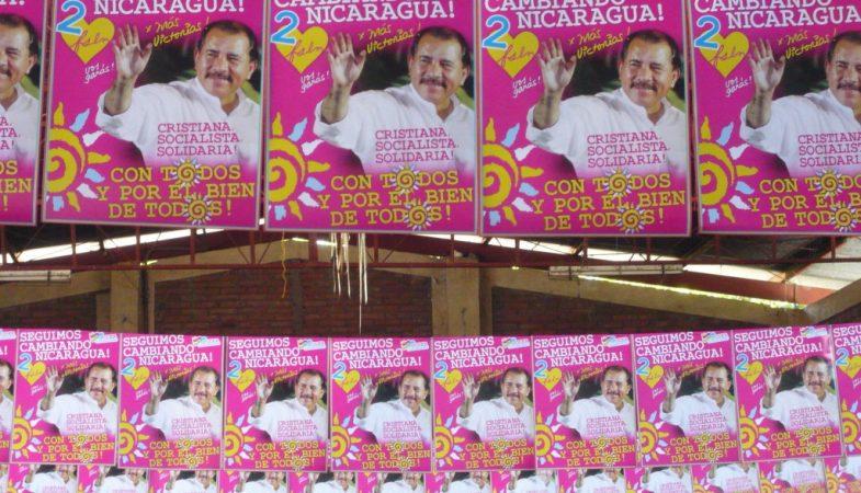 Valg i Nicaragua