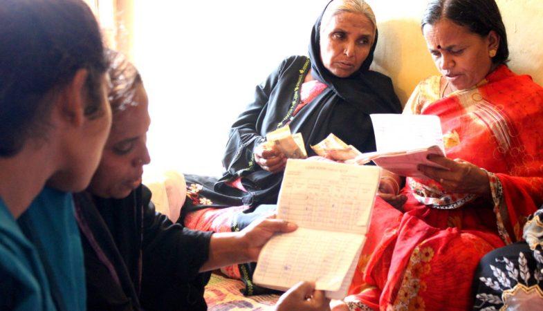 Selvhjelpsgrupper for kvinner