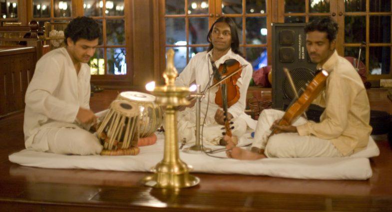 Carnatic violins