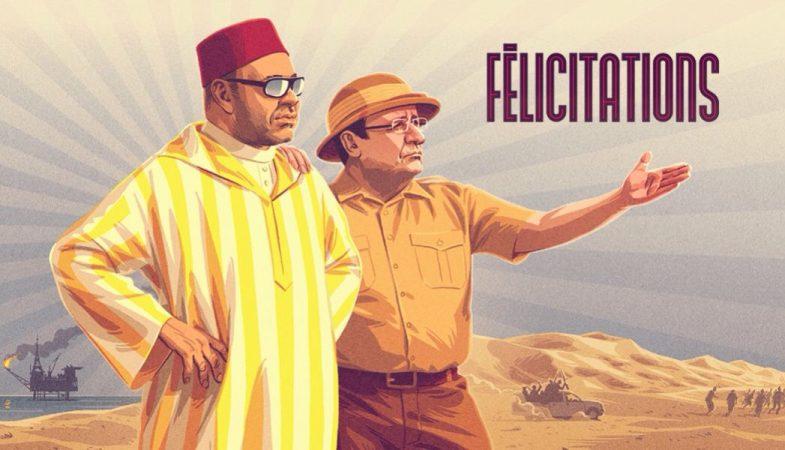 Vest-Sahara må få sin uavhengighet
