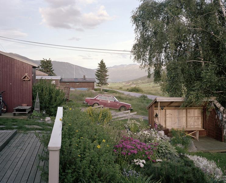 Helga Skodvin fotodokumentaren